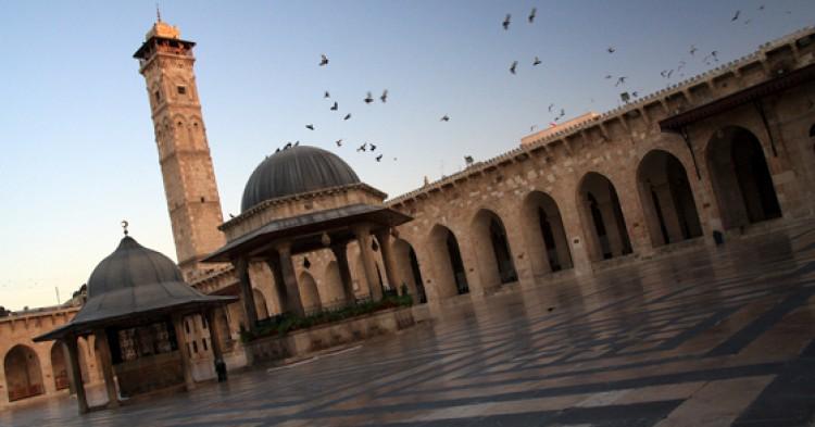 Gran Mezquita de Alepo / Foto: yeowatzup