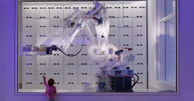Hoteles robóticos / Foto: Yotel NY