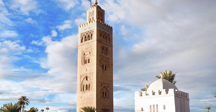 La Giralda se inspiro en la Mezquita de Kutubia, situada en Marrackech. (iStock)