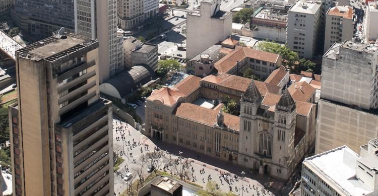 Monasterio de São Bento (iStock)