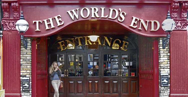 The World's End (Flickr)