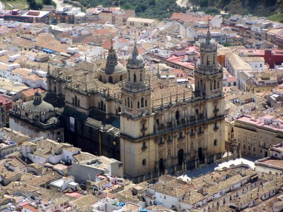 Catedral de Jaén ( www.loscastillarejos.com)