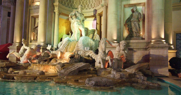 Fontana de Trevi / Foto: Serge Melki