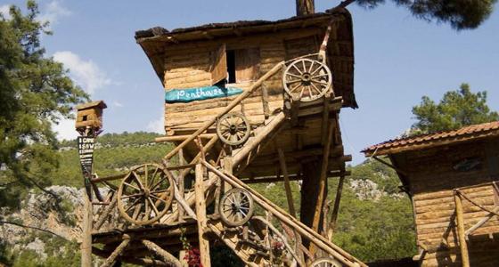 Kadir's Trehouses