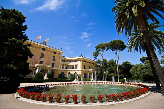 Palau de Pedralbes