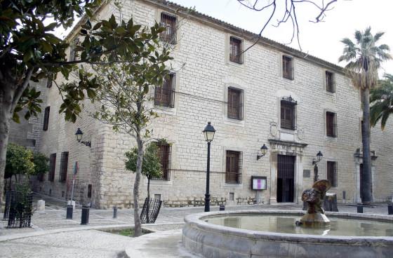 Palacio de Villardopardo (dipujaen.es)