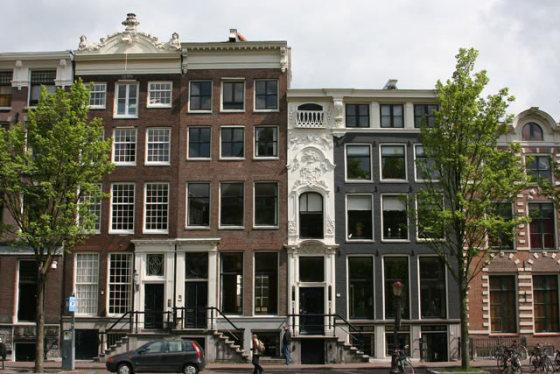 Las 5 casas m s estrechas de europa el viajero fisg n for Casa amsterdam