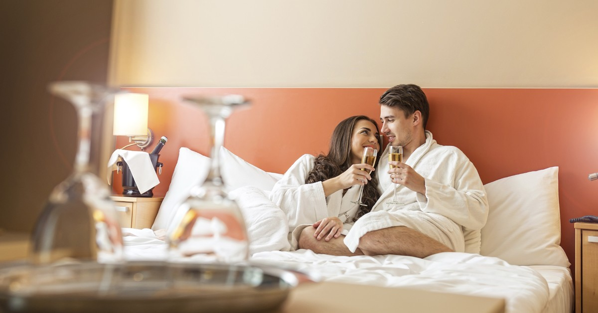 5 hoteles ideales para unas vacaciones en pareja el for Hoteles para parejas