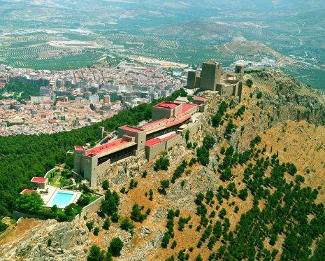 Parador de Jaén (paradores.es)