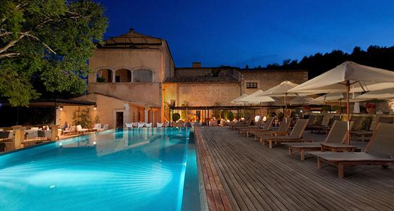 Las mejores piscinas rurales de hotel en espa a el for Casas rurales en el sur de tenerife con piscina