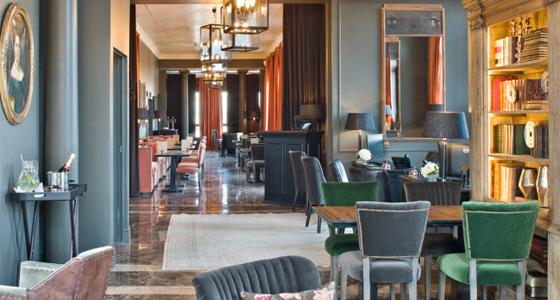10 hoteles de dise o en espa a el viajero fisg n for Hoteles minimalistas en espana