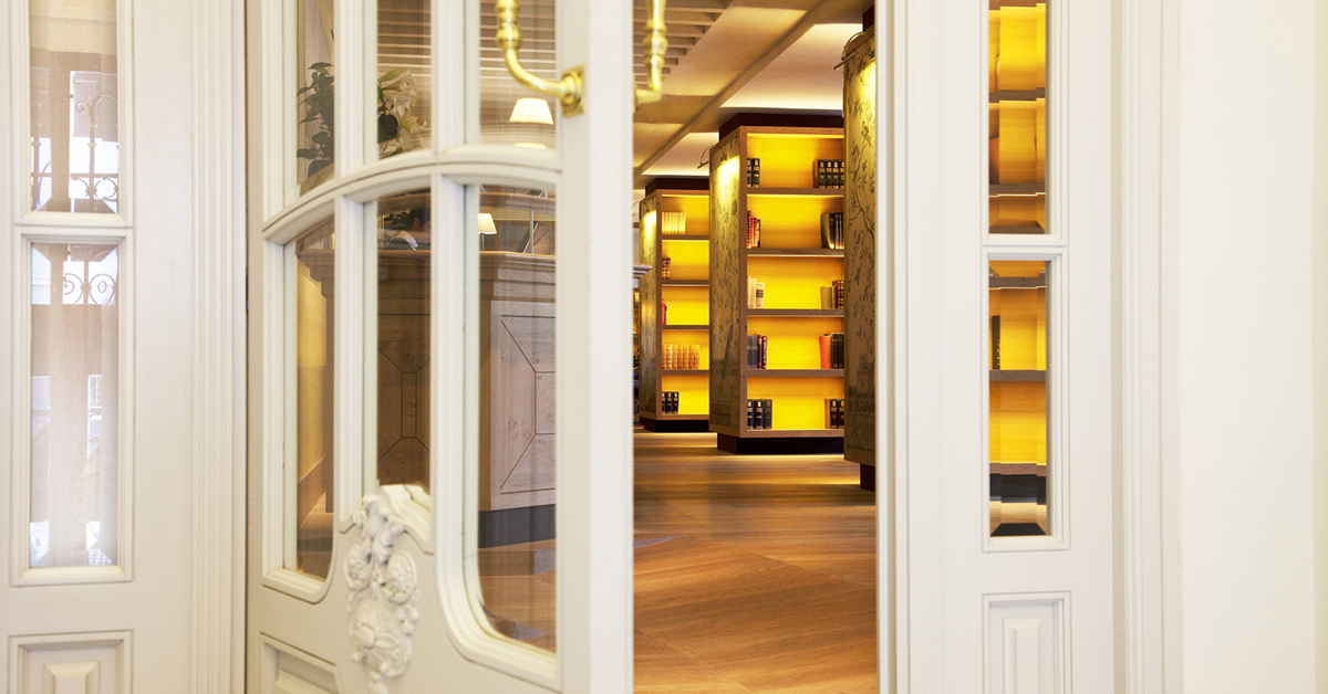 10 hoteles de dise o en espa a el viajero fisg n for Hoteles diseno espana
