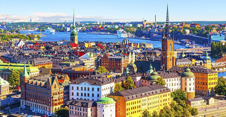 Visita Suecia y enamórate(Istock)