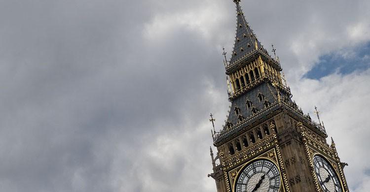 Big Ben reloj (Flickr)