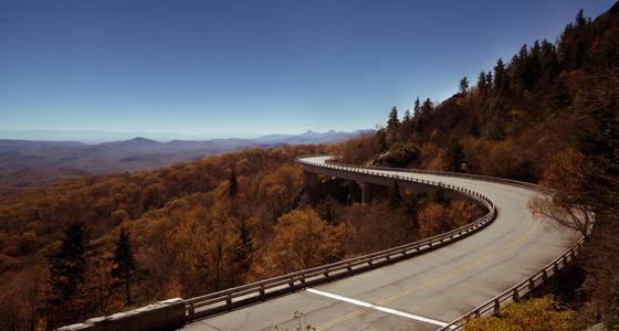Blue Ridge Parkway / Foto: DeaPeaJay