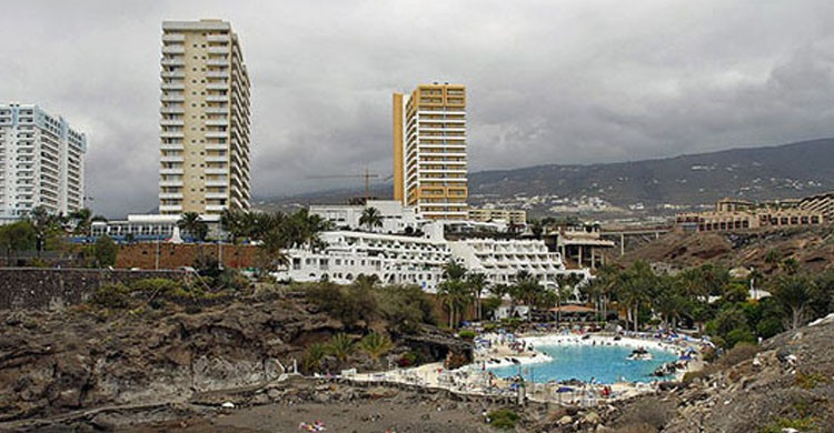 Playa Paraiso, Tenerife