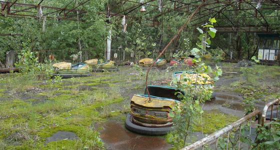 Pripyat / Foto: thedakotakid