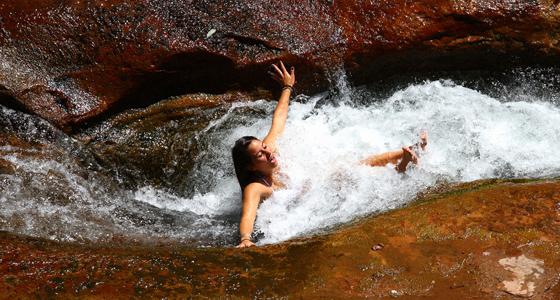 Slide Rock State Park, Estados Unidos. bill85704 (Foter)