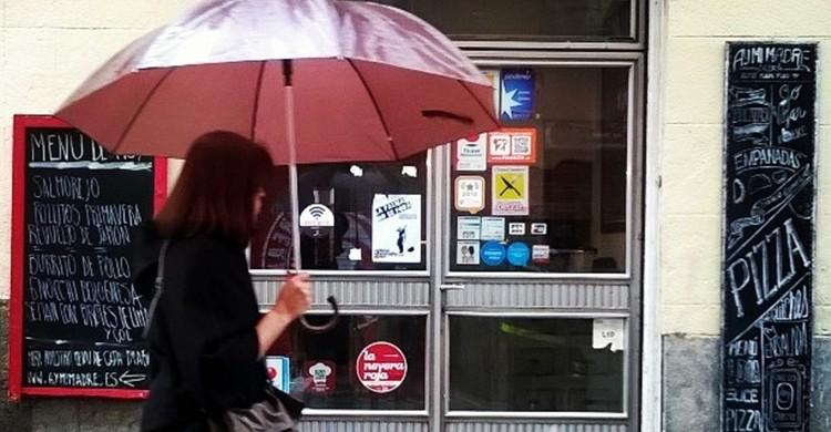 Imagen de la fachada del restaurante. (Facebook).