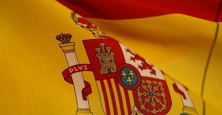 Bandera de España. Contando Estrelas (Flickr).
