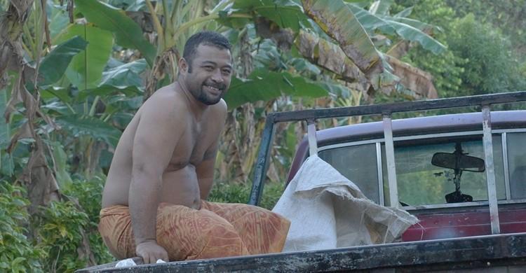 Ciudadano de Samoa. Claire Charters (Flickr).