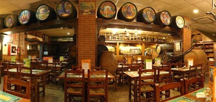 Imagen de uno de los restaurantes de Tasca i Vins. (Tascaivins.cat).