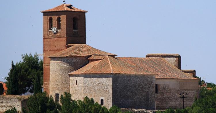 Iglesia de Santorcaz. M.Peinado (Flickr)