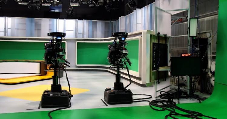 Plató de televisión. Jorge Franganillo (Flickr)