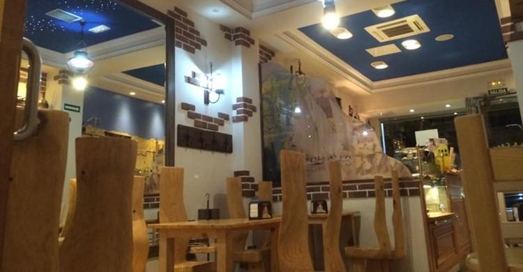 Vista del Café Capuccino. (Facebook).
