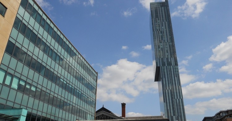 Torre Beetham, en Manchester. Mikey (Flickr)