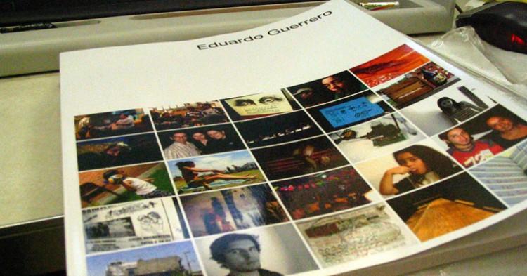 Libro de fotos. Felix E. Guerrero (Flickr)