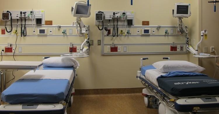 Hospital. Bill McChesney (Flickr).