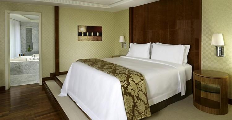 Habitación de hotel. Luxury Collection Hotels and Resorts (Flickr)