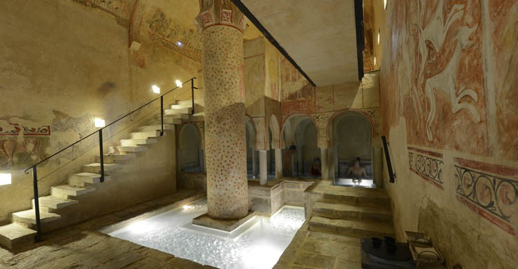 Castilla Termal Burgo de Osma (Web del balneario)