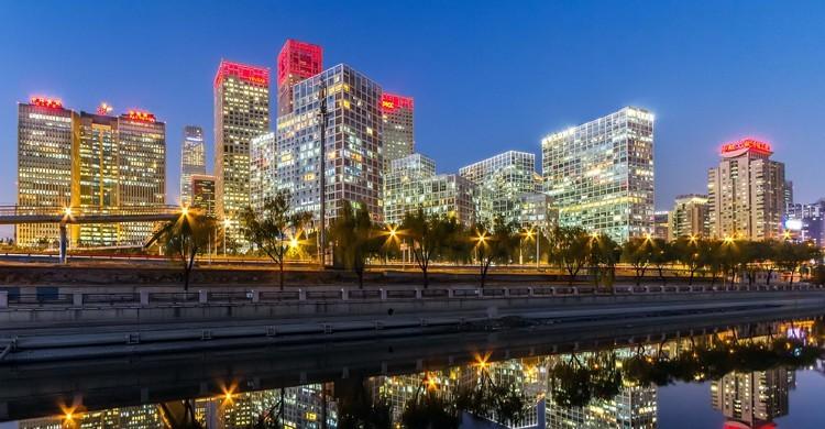 La imponente Beijing, una de las ciudades más deslumbrantes de China. Tian zhe (Gtres).