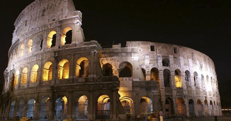 Coliseo. Foto: Chris Parker (Flickr)