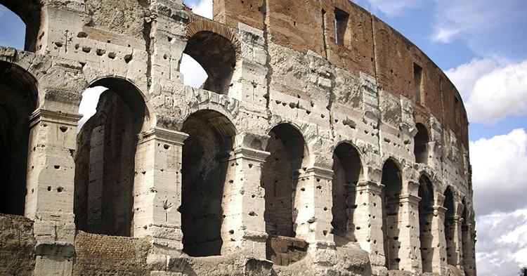 Coliseo. Foto: Drew Bates (Flickr)