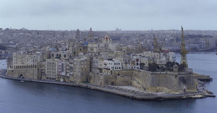 Imagen de La Valeta, en Malta, que ofrece opciones muy interesantes para residir allí. Marczok (Gtres).