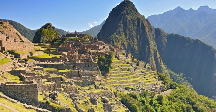 Una de los paisajes más asombrosos y colosales de la Tierra: Machu Pichu, en Perú. Bew (Gtres)