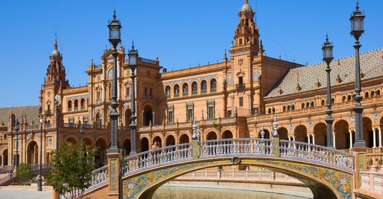 Plaza de España, Sevilla (iStock)