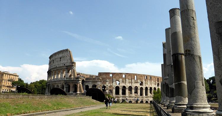 Coliseo. Foto: Sean MacEntee (Flickr)