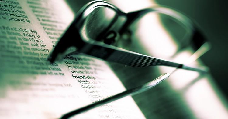 Lleva un diccionario. Susana Fernández (Flickr)