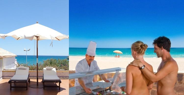 Vera playa club hotel for Hoteles en vera