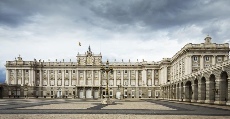 Vista desde la Plaza de Almeria (Paulo Valdivieso, Flickr)