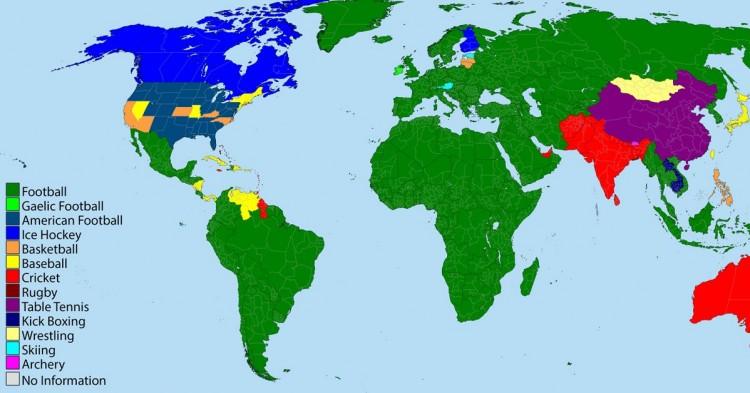 Deportes favoritos por países (vox.com)