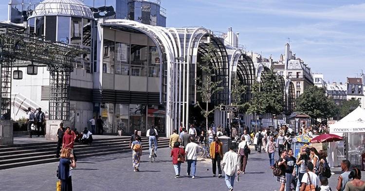Les Halles. Foto: iStock