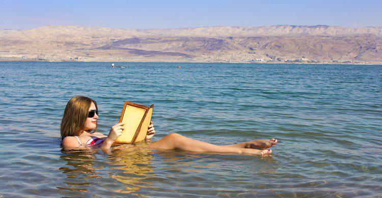 Mar Muerto (iStock)