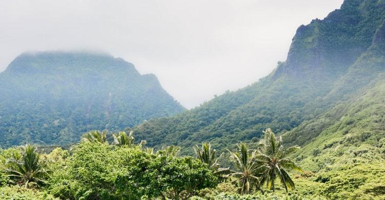 Naturaleza Hawái