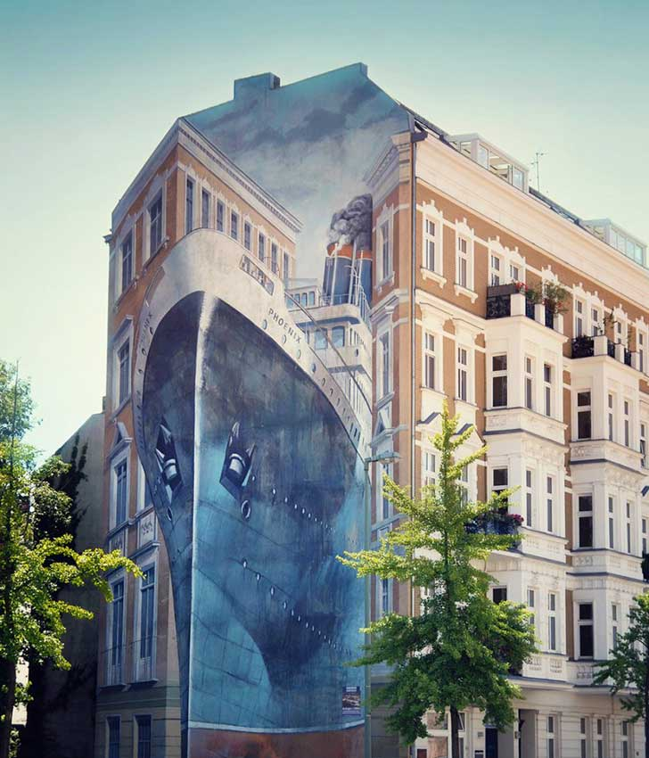 Neuhaus. Foto: http://www.giebelmalerei.de