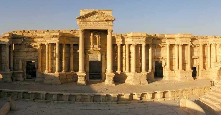 Palmira (Fuente: Flickr)